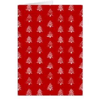 Cartão do Feliz Natal e do feliz ano novo