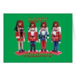 Cartão do feriado de Shriners
