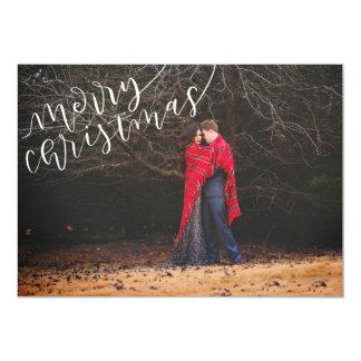 Cartão do feriado do Feliz Natal