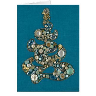 Cartão do feriado do VSA - Anne Marie Goodman