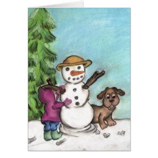 Cartão do feriado do VSA - Kathy Kooyman