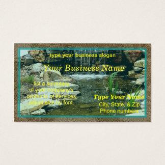 Cartão do Fishpond