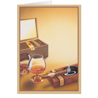 Cartão © do fumo