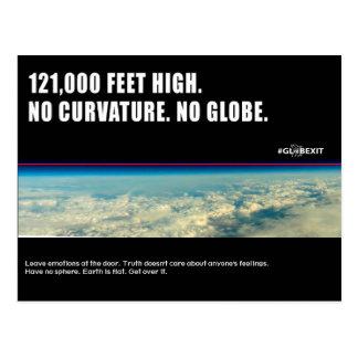 CARTÃO do #GLOBEXIT CKMT (coleção lisa da terra