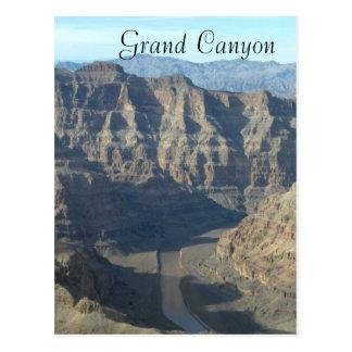 Cartão do Grand Canyon