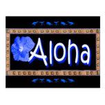 Cartão do Hawaiian Aloha Cartões Postais