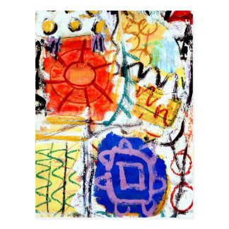 Cartão do jogo cartão postal