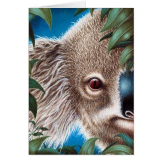 Cartão do Koala