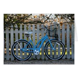 Cartão do leste da bicicleta de Hampton