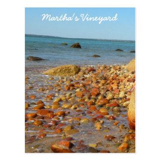 Cartão do Martha's Vineyard