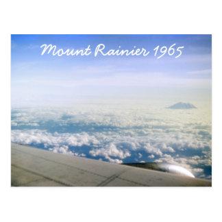 Cartão do Monte Rainier Washington