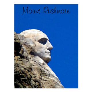 Cartão do Mt Rushmore