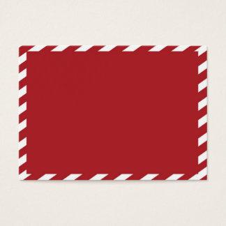 Cartão do Natal 3.5x2.5!