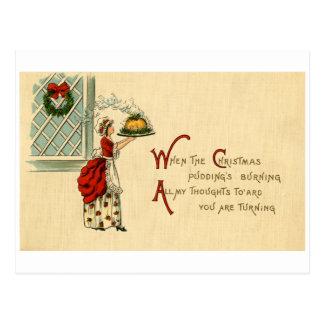 Cartão do Natal (CA 1915)