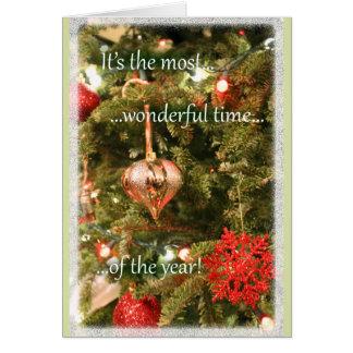 Cartão do Natal/cartões de natal