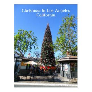 Cartão do Natal de Los Angeles!