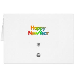 Cartão do Natal & do ano novo