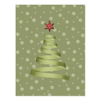Cartão do Natal do feriado