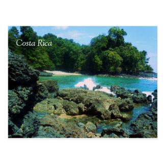 Cartão do Oceano Pacífico - Costa Rica Cartão Postal
