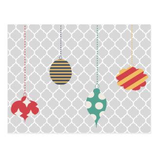 Cartão do ornamento