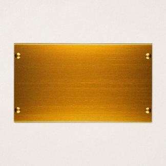 Cartão do ouro