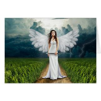 Cartão do Pagan da deusa de Athame
