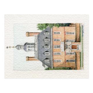 Cartão do palácio do governador