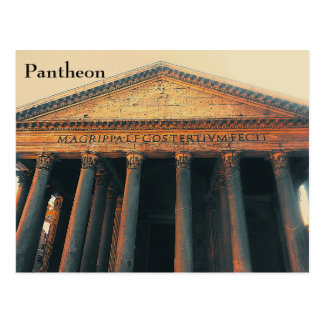 Cartão do panteão