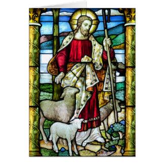 Cartão do pastor