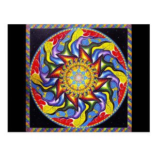 Cartão do Pinata de Anahata