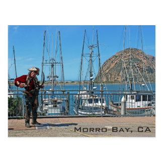 Cartão do pirata da baía de Morro!