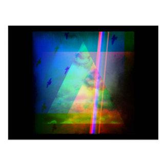 Cartão do poder de prisma
