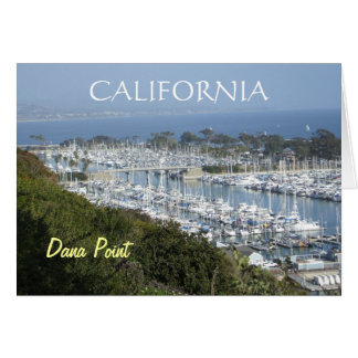Cartão do porto de Dana Point (h)