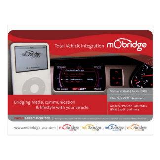 cartão do pre-SEMA dos EUA do mObridge