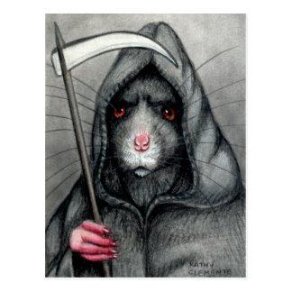 Cartão do rato do Ceifador