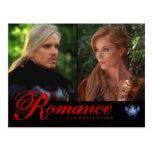 Cartão do Romance-Cargo Cartão Postal