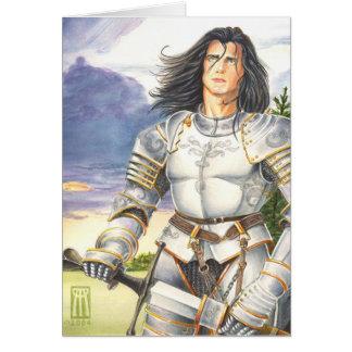 Cartão do senhor Lancelot