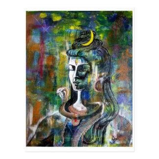 Cartão do senhor Shiva