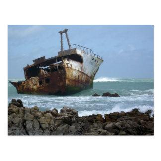 Cartão do Shipwreck