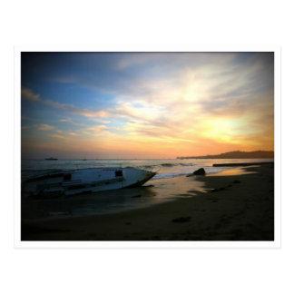 Cartão do Shipwreck de Santa Barbara