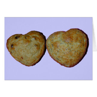 Cartão do Snuggle-Muffin