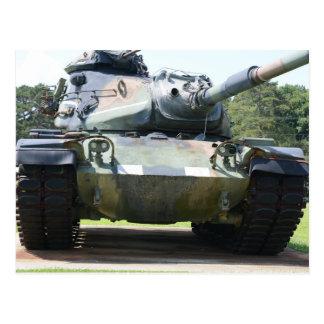 Cartão do tanque