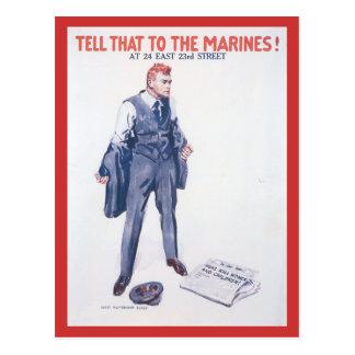 Cartão do tempo de guerra, guerra mundial 1