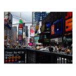 Cartão do Times Square Cartao Postal
