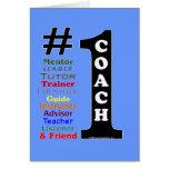 Cartão do treinador #1