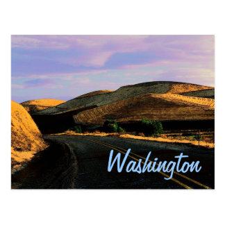 Cartão do trigo de Washington