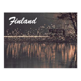 Cartão do turista de Finlandia