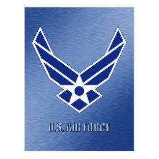 Cartão do U.S.A.F.