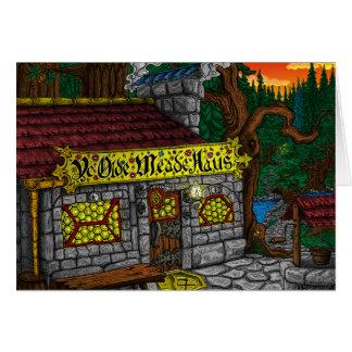 Cartão do YE Olde Meade Haus