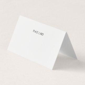 Cartão dobrado $14,95 da barraca dobra horizontal